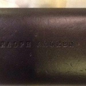 Ralph Lauren sunglass box